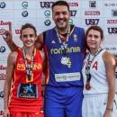 Mondial 3×3 2016 : Deux filles sur le podium du concours de shoots… mixte