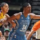 WNBA : Sylvia FOWLES prolonge pour plusieurs saisons à Minnesota
