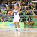 Les souvenirs d'Amel BOUDERRA aux JO de Rio 2016