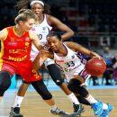LFB : Renee TAYLOR arrive à Lattes-Montpellier