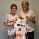 LFB : Cathy MELAIN officiellement future coach de Basket Landes, assistée de Julie BARENNES
