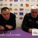 LFB : Quand le manager général de l'équipe de rugby de Tarbes rencontre le coach du TGB, qu'est-ce qu'ils se racontent ?
