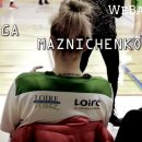 Ligue 2 : Les highlights d'Olga MAZNICHENKO (Montbrison)