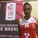 Ligue 2 : Réjane VERIN a rejoint Graffenstaden