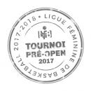 Les plateaux des tournois pré-Open LFB annoncés