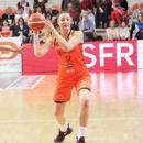 LFB : Alexia CHARTEREAU (Bourges) élue MVP espoir de la saison