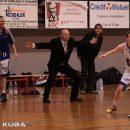 NF1 : Patrick LAZARE, le coach de Geispolsheim, prend sa retraite
