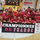 Phase Finale NF1 : Charnay champion, Rezé avec lui en Ligue 2 !!