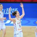 Emma MEESSEMAN fait l'impasse sur la prochaine saison de WNBA pour se concentrer sur le Mondial
