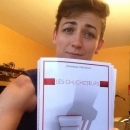 Johanna CORTINOVIS (Charnay) nous présente le premier volet de son livre «Les Chuchoteurs»