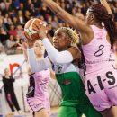 Ligue 2 : Amina NJONKOU revient à Graffenstaden