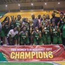 Afrobasket 2017 : Troisième sacre continental pour le Nigéria, le Mali obtient le bronze à domicile