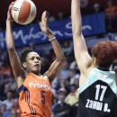WNBA : Damiris DANTAS de retour à Minnesota, Jasmine THOMAS prolonge à Connecticut