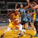 WNBA : Fin de saison pour Tiffany MITCHELL (Indiana)