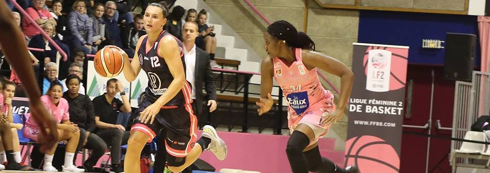 Ligue 2 : Amélie POCHET reste à Toulouse