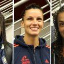 Ligue 2 : Elodie MENDY, Matea VRDOLJAK et Emmanuelle GORJEU après Calais-Arras en amical
