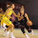 LFB : Johannah LEEDHAM (Villeneuve d'Ascq) de nouveau forfait face au Hainaut Basket