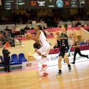 LFB : Géraldine ROBERT quitte Nice et terminera la saison à Lyon ASVEL Féminin