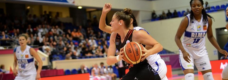 Un jour je serai basketteuse #3 : Sara CHEVAUGEON