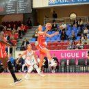 LFB : Stephanie TALBOT quitte Mondeville
