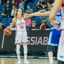 Russie : Ivana DOJKIC et le Spartak Moscou Region se séparent d'un commun accord