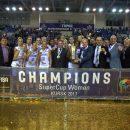 Le Dynamo Koursk remporte la Supercoupe d'Europe !