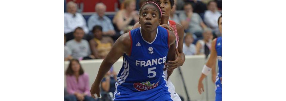 Endéné MIYEM revient sur son expérience en WNBA et se tourne vers le Mondial 2018