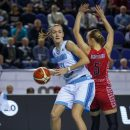 Russie : Anastasia LOGUNOVA a quitté le Dynamo Koursk pour le M. B. A. Moscou