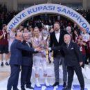 L'Université Yakin Dogu conserve la coupe de Turquie !