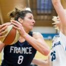 Les Bleues soutiennent l'équipe de France olympique pour les J. O. d'hiver 2018