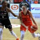 LFB : Première manche pour Bourges, Villeneuve d'Ascq et Basket Landes en démonstration, Roche Vendée gagne à Mondeville