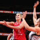 WNBA : Washington monte en régime