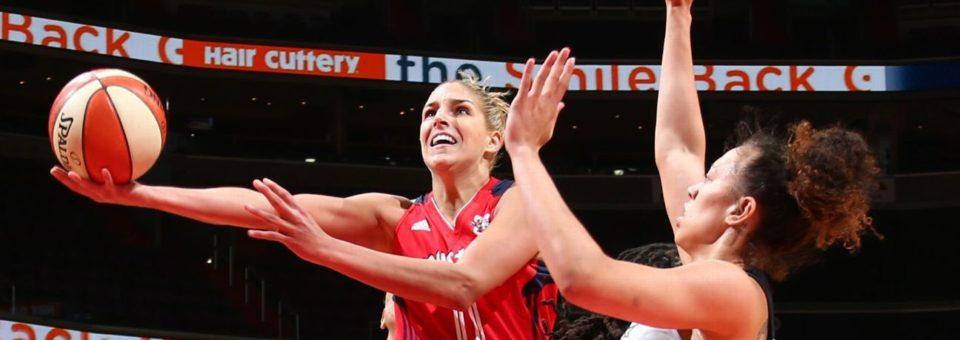 WNBA : Un dernier quart de feu offre un large succès à Washington !!
