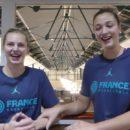 Air Basket – Marine JOHANNES et Alexia CHARTEREAU