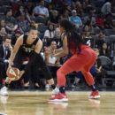 WNBA : Las Vegas en challenger sérieux, Atlanta en chute libre