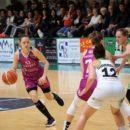 LFB : Camille AUBERT retourne à Basket Landes