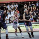 Marie-Eve PAGET devient numéro 1 mondiale au classement FIBA 3×3 !
