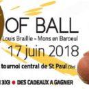 Rendez-vous au tournoi Women of Ball à Lille !