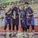 Mondial 3×3 2018 : L'Italie championne du monde, la France remporte le bronze