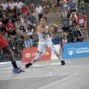 Caroline HERIAUD est première au classement FIBA 3×3