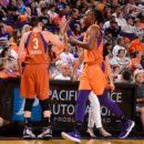 WNBA : Fin de saison pour Sancho LYTTLE (Phoenix)