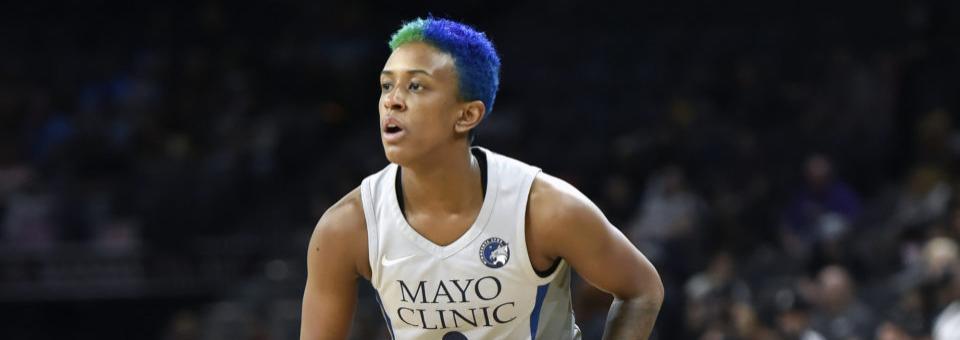 WNBA : Danielle ROBINSON blessée et remplacée, Endéné MIYEM coupée par Minnesota