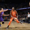 WNBA : Jonquel JONES (Connecticut) désignée meilleure 6ème joueuse