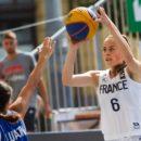 Euro U18 3×3 2018 : La France décroche l'argent