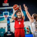Mondial 2018 : Maki TAKADA (Japon), 26 points contre la Belgique