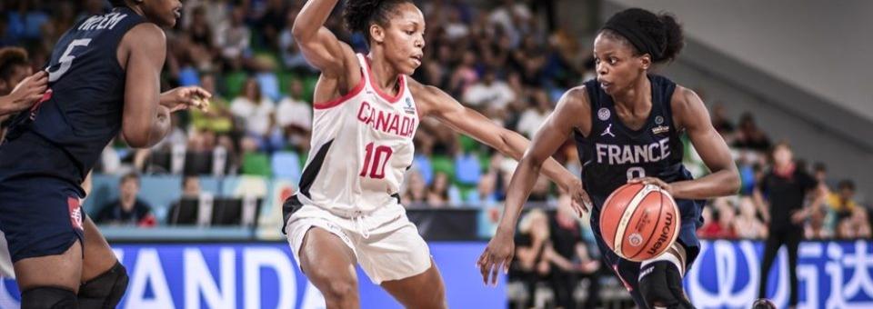 Mondial 2018 : Les Bleues battues par le Canada