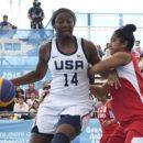 J. O. de la Jeunesse 2018 : Les Françaises sont médaillées d'argent, battues par les Américaines