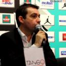 Match des Champions : Réactions d'Olivier LAFARGUE, le coach berruyer