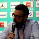 Match des Champions : Réactions de Romuald YERNAUX après Bourges – Charleville-Mézières