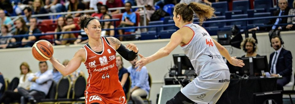 LFB : Les favorites s'imposent, Mondeville relance la course au maintien